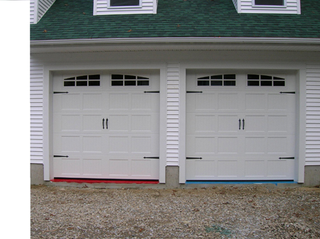 ... Insulated Panel Door, Carriage House Doors And A Variety Of Composite  Doors. In Addition, We Sell Electric Openers And Parts And Accessories.